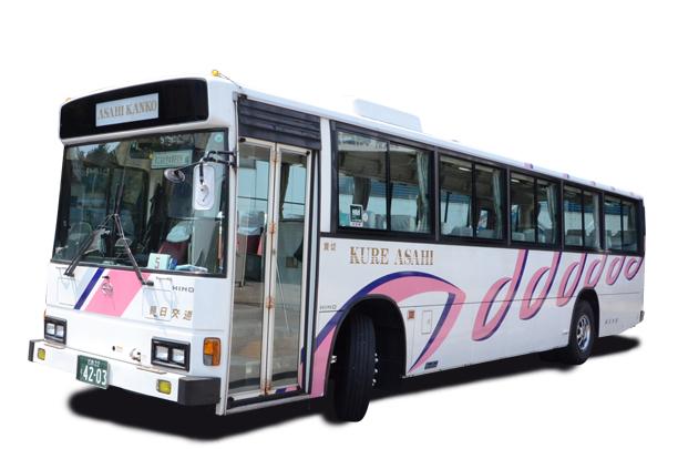 大型貸切バス4