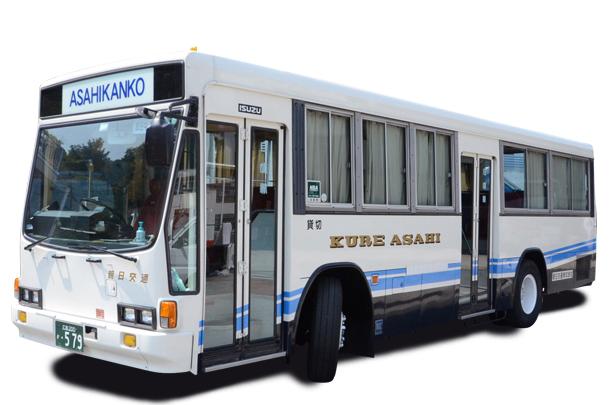 中型貸切バス8