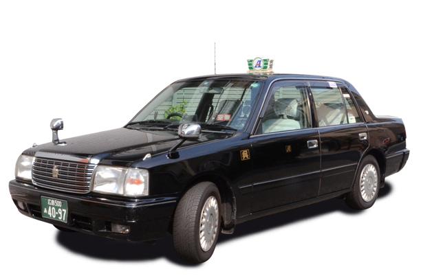 中型タクシー13