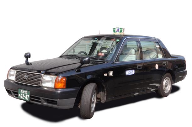 小型タクシー14