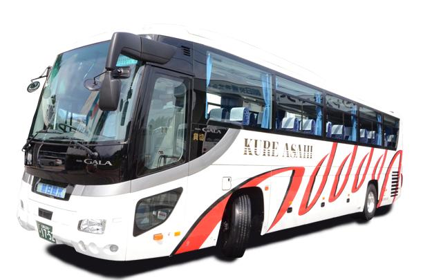 大型貸切バス 1
