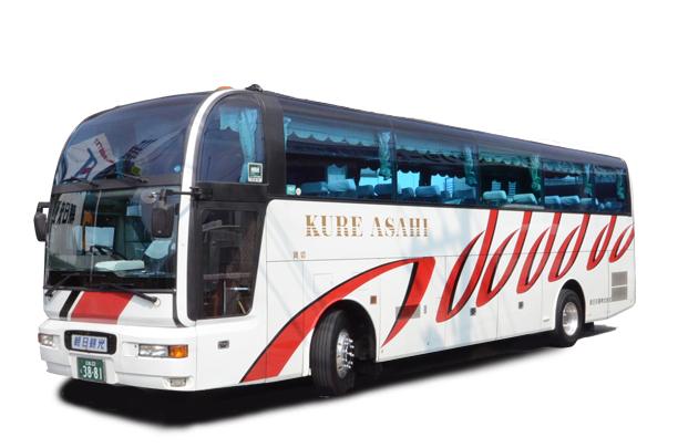 大型貸切バス 2